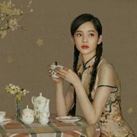 古韵旗袍美女明星图片 蓄起亘古的情丝揉碎殷红的相思