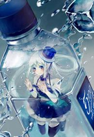 蓝色qq皮肤背景图片大全唯美  思念汇集成雨无止境的是想念