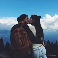 亲吻图片大全唯美浪漫的2018 想给你全世界的喜欢