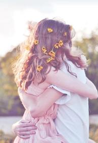 欧美情侣手机壁纸图片大全唯美 你的笑真可爱我可以尝尝吗