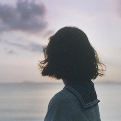 背影头像女生唯美伤感 你要是愿意我就永远爱你