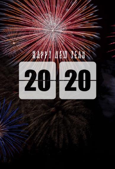 2020年新年手机壁纸图片 鼠年新年壁纸高清唯美