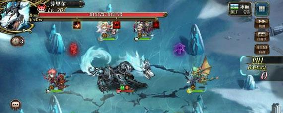 梦幻模拟战芬里尔两回合怎么过 芬里尔两回合通关攻略