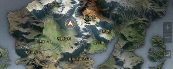 明日之后多贝雪山探索怎么玩 明日之后多贝雪山探索宝箱在哪