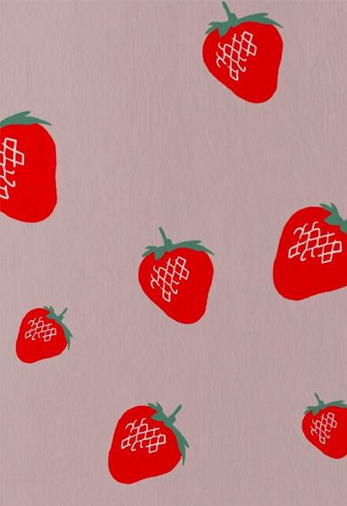 一组九宫格水果蔬菜平铺壁纸 高清解锁手机壁纸