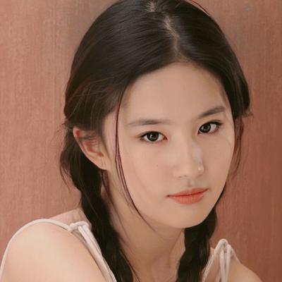 刘亦菲小仙女清纯空间素材 不愧是神仙姐姐太美了吧
