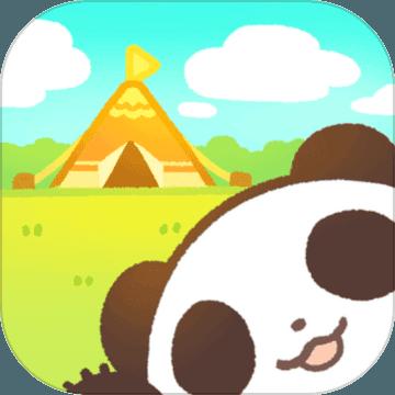 熊猫创造露营岛中文破解版v1.6.0 汉化版