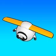 天空滑翔机3D无广告版v3.6 中文正版
