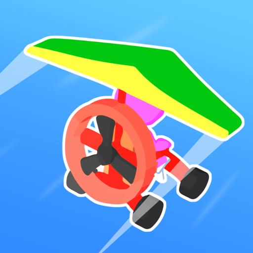 滑翔大冒险破解版v1.2.0 无广告版