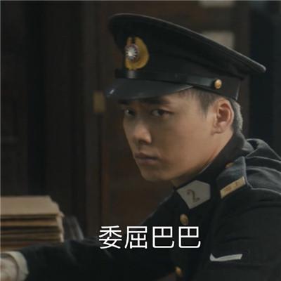 伟大而神秘电视剧李易峰沙雕可爱表情包 世界很大可是没有人听我说话
