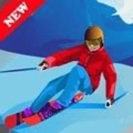 极限滑雪竞赛3D无限金币版