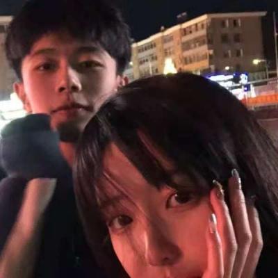 2021双人幸福甜蜜情侣微信头像大全