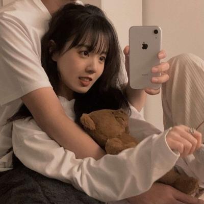 2021超甜颜值超高的双人情侣QQ头像大全-云奇网