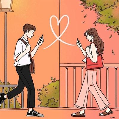2021最幸福跨年夜专属的空间情侣图片 说话会知分寸不对谁抱有期待