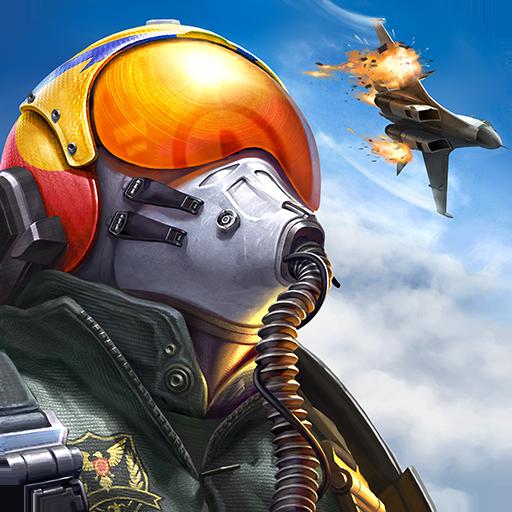 现代空战3D单机破解版v5.4.0 免费版