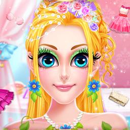 奇妙公主化妆换装小游戏v1.3 安卓版