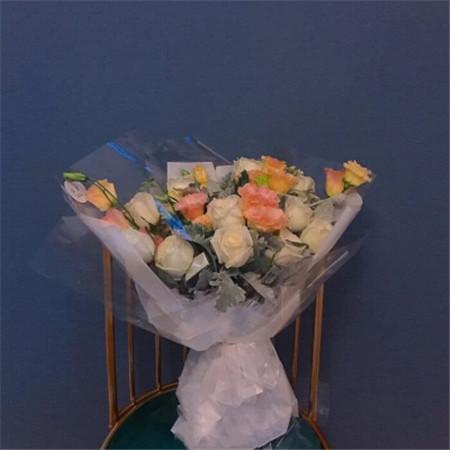 520情人节花束图片2020最新款 520玫瑰花图片好看