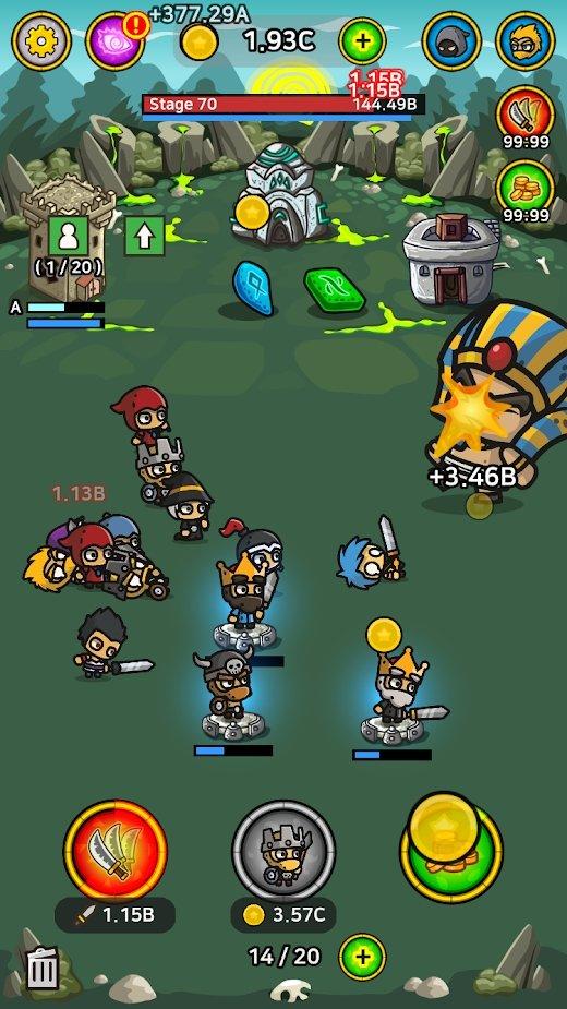 搏斗英雄v1.1.6.4 最新版