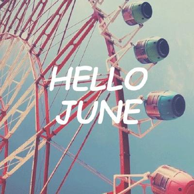 迎接6月的励志文案 2020六月说说温柔励志