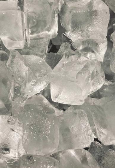夏季清凉手机壁纸冰块 抖音最火夏日清爽