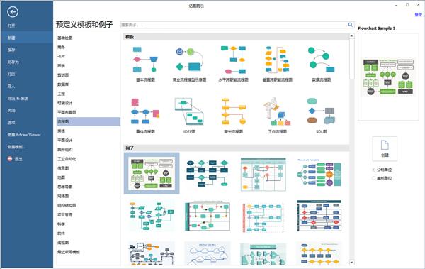 亿图图示Edraw Max免注册中文版