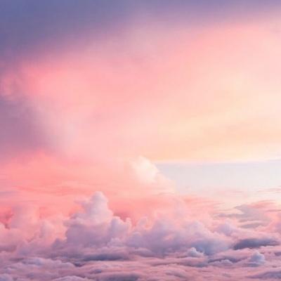 天空头像高清唯美图片大全 带好运的天空风景头像