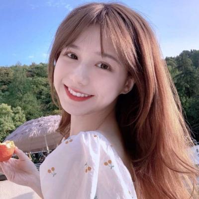 夏天微信头像女生清新可爱 2020最好看的夏日女头像