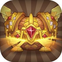 宝箱与勇士破解版v1.0 纯净版