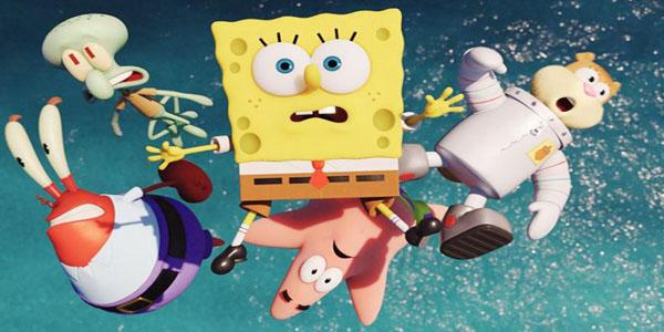 海绵宝宝争霸比基尼海滩