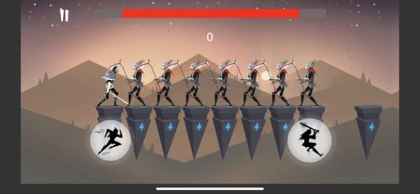 跃刃无尽剑刃ios版v1.0 官方版