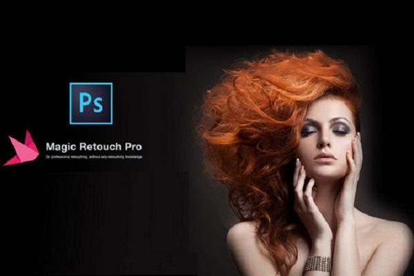 Magic Retouch Pro(PS磨皮美白插件)v4.3 汉化版