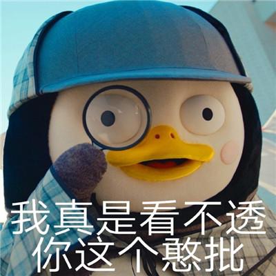 企鹅Pengsoo表情包大全 企鹅Pengsoo可爱搞笑表情包