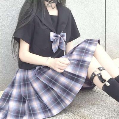 校园制服女生头像不露face 制服风青春个性头像非主流