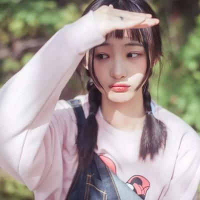 夏日小清新女头像大全_清新气质女生微信头像
