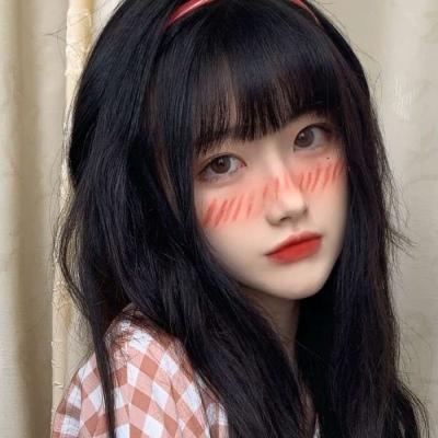抖音网红女生头像很可爱_最厉害的病毒是爱和谎言