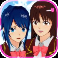女神的斗士樱花校园模拟游戏