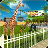 疯狂动物园建设中文版v1.2 最新版