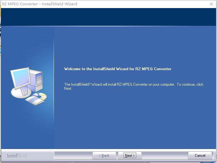 RZ MPEG Converter(MPG格式转换软件)v4.0 官方版
