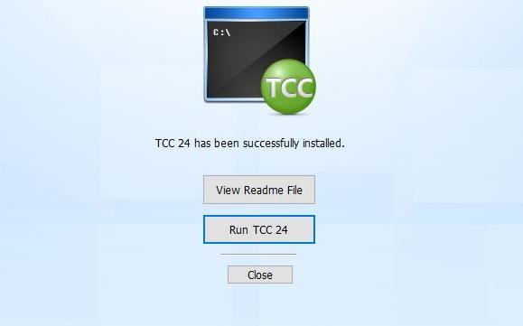 JP Software TCC(命令处理器)v26.02.42 免费版