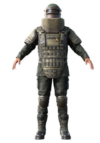 和平精英防爆服怎么样 防爆服使用指南