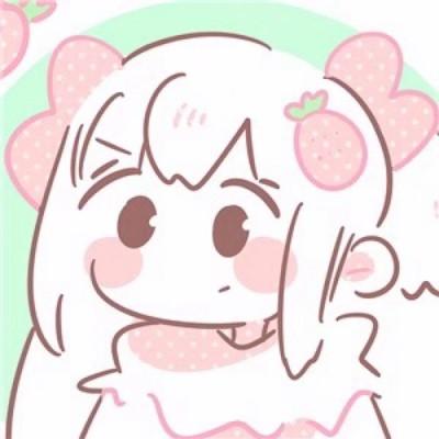 小仙女头像动漫可爱萌 超好看的二次元女生头像