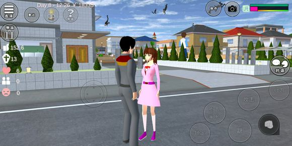 樱花校园模拟器怎么谈恋爱 樱花学院谈恋爱攻略