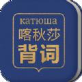 喀秋莎背词v90200804.1 最新版