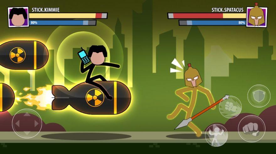 棍子面具超级英雄ios版v1.0 官方版