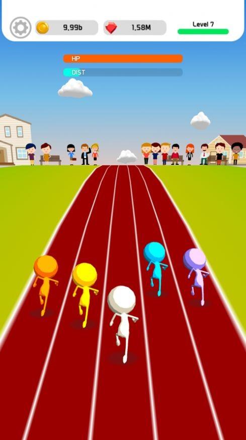 踢踏马拉松ios版v1.0 官方版