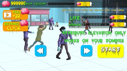 拥挤城市丧尸游戏无限资源版v3.0.1 安卓版