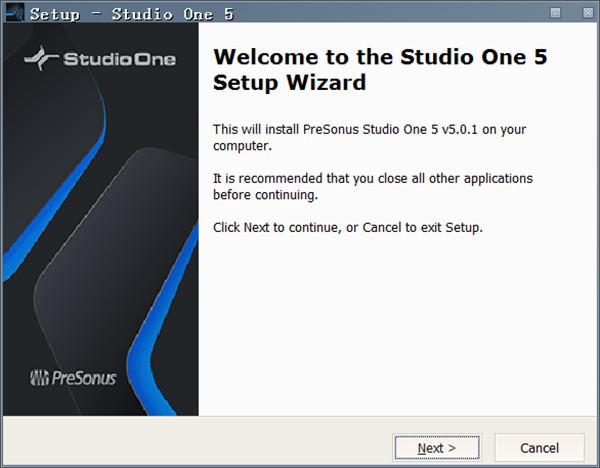 Studio One 5(附注册机)v5.0.1.59897 绿色破解版