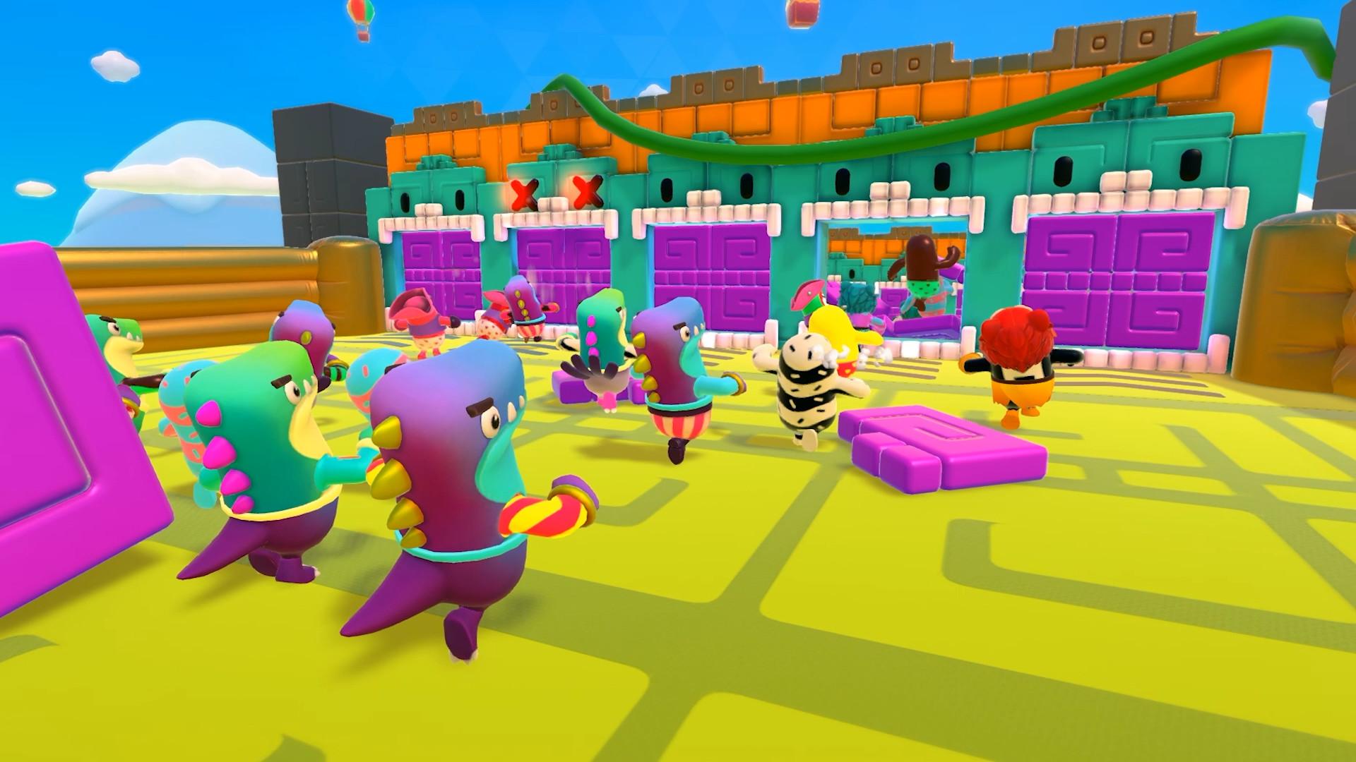 糖豆人终极淘汰赛免费版v1.0.0 安卓版