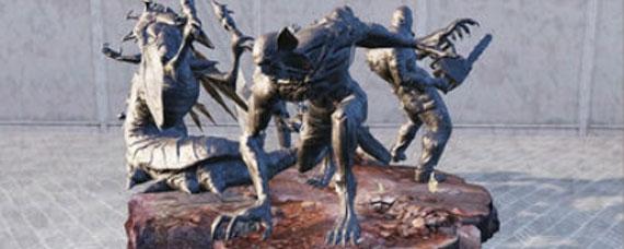 明日之后怪物雕塑获取方法 明日之后怪物雕塑获取攻略