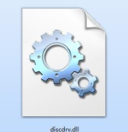 discdrv.dll下载